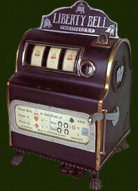 When Was The First Slot Machine Invented